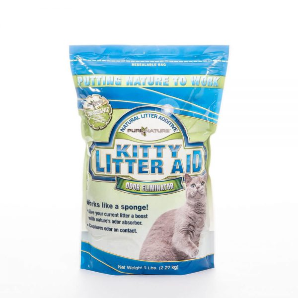 5lb Kitty Litter Aid